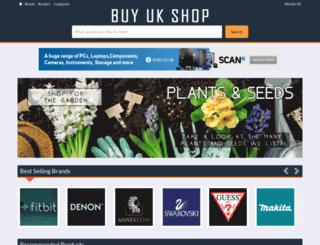 buy-uk-shop.co.uk screenshot
