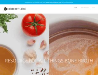 buy.bonebroth.com screenshot