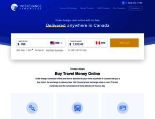 buy.interchangefinancial.com screenshot