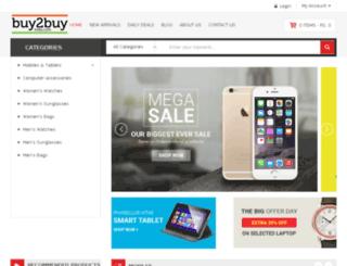 buy2buyindia.com screenshot