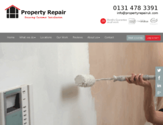 buy2let-refurbishments.com screenshot