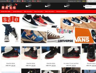 buyairjordanonline.com screenshot