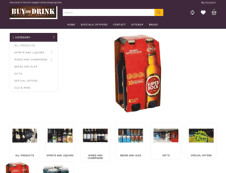 buyanydrink.com screenshot