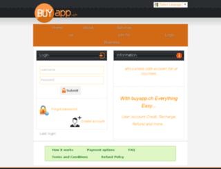 buyapp.ch screenshot