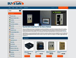 buyasafe.com screenshot