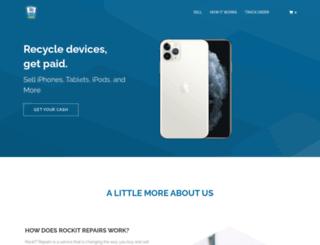 buyback.rockitrepairs.com screenshot