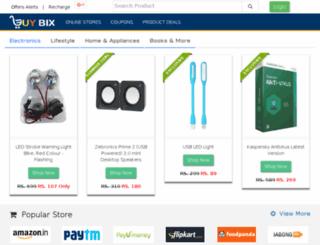 buybix.com screenshot