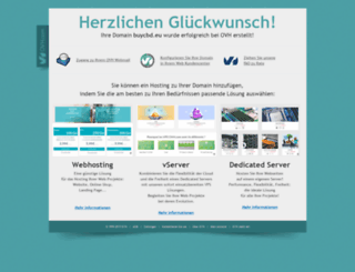 buycbd.eu screenshot