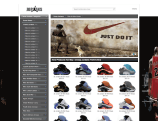 buycheapjordans.com screenshot