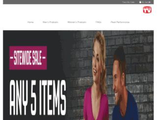 buycopperwear.com screenshot