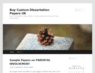 buycustompapers.co.uk screenshot
