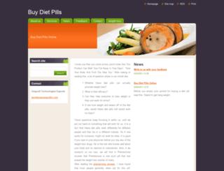 buydietpills.webnode.com screenshot