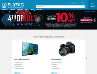 buydig.com screenshot