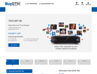 buydth.com screenshot