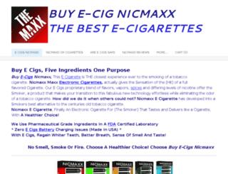 buye-cig.weebly.com screenshot