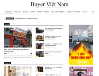 buyer.com.vn screenshot