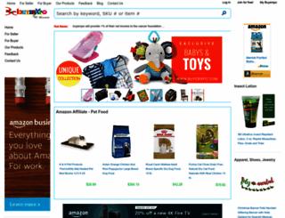 buyerxpo.com screenshot