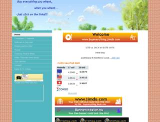 buyeverything.jimdo.com screenshot