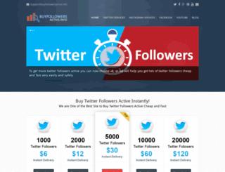 buyfollowersactive.info screenshot
