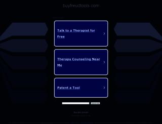 buyfreudtools.com screenshot