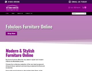 buyhomefurniture.co.uk screenshot