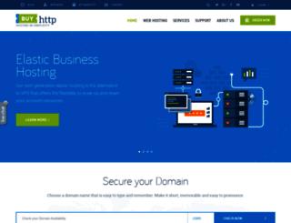 buyhttp.com screenshot