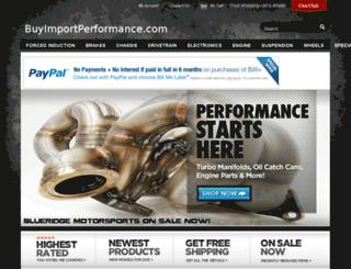 buyimportperformance.com screenshot