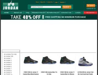 buyjordan10steel.com screenshot