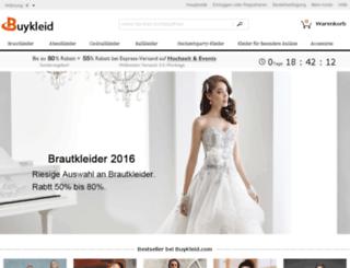 buykleid.com screenshot
