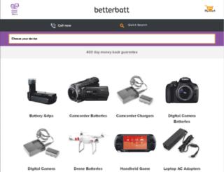 buylaptopbattery.com.au screenshot