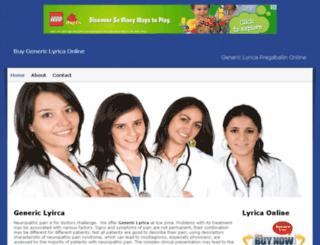 buylyricaonline.jigsy.com screenshot