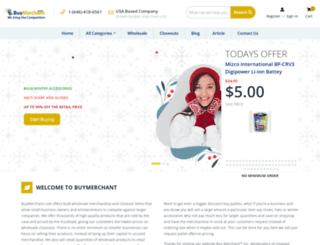 buymerchant.com screenshot