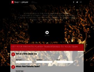 buymyplayer.com screenshot