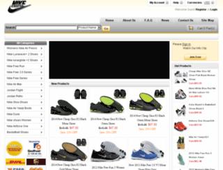 buynikefree.com screenshot