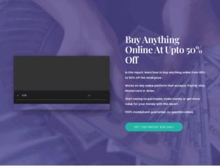 buyonlinecheaper.com screenshot