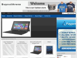 buyoutarena.blogspot.com screenshot