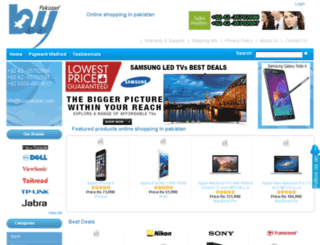 buypakistan.com screenshot