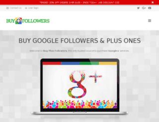 buyplusones.net screenshot