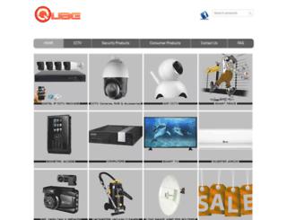 buyqube.com screenshot