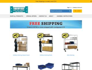 buyrack.com screenshot