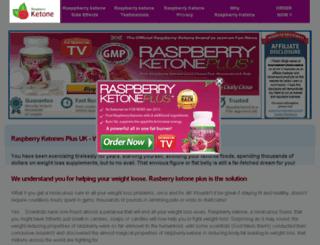 buyraspberryketonesplus.co.uk screenshot