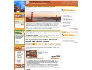 buysanfranciscotours.com screenshot