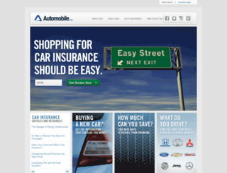 buysell.automobile.com screenshot