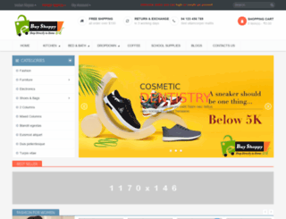 buyshoppy.com screenshot