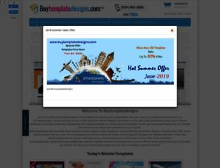 buytemplatedesigns.com screenshot