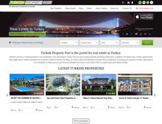buyturkishproperties.com screenshot