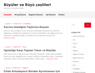buyuler.com.tr screenshot