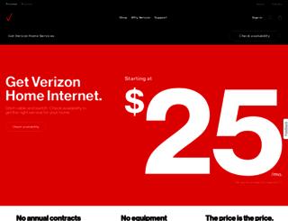buyverizon.com screenshot