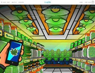 buyweedonline.ca screenshot