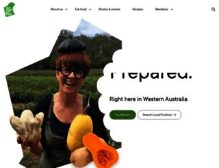 buywesteatbest.org.au screenshot